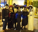 Mazatlan Day of the Dead 2012