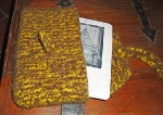 Knitted Kindle case
