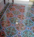 Mérida floor tile